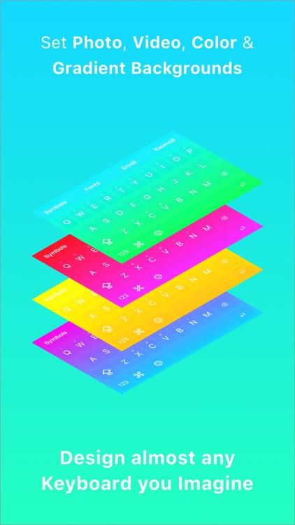 Cool Symbols Keyboard & Fonts screenshot-3