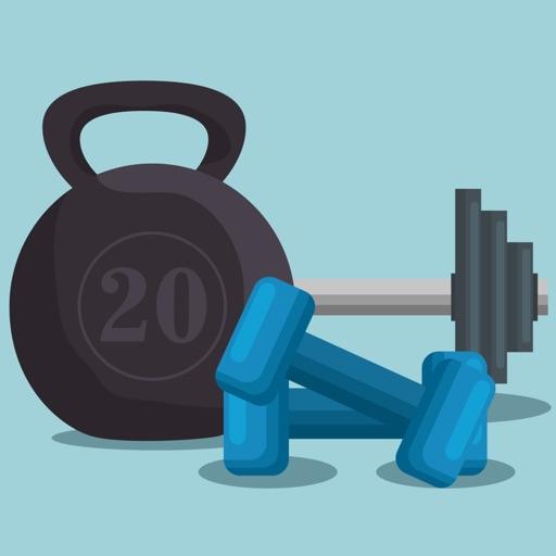 Gym Sport Life Health icon