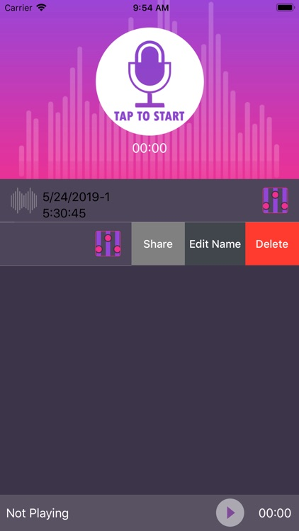 Voice Recorder° screenshot-3