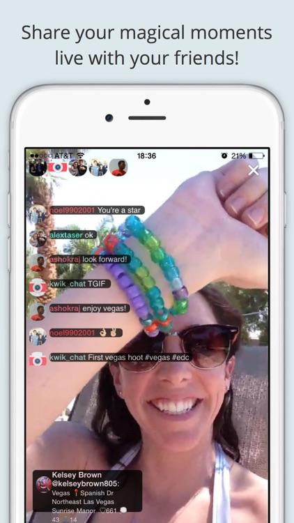 Hoot Live Stream Decentralized screenshot-3