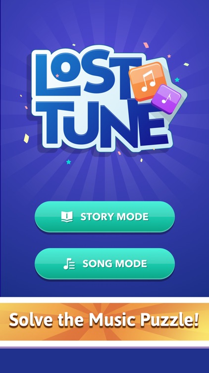 Lost Tune - The Music Game