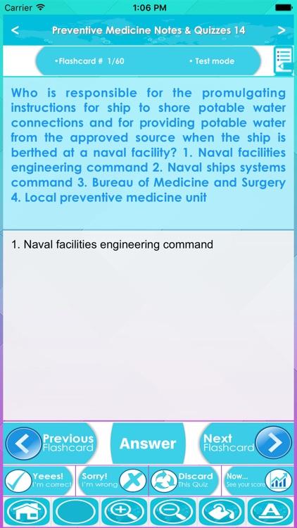 Preventive Medicine Exam Prep screenshot-3