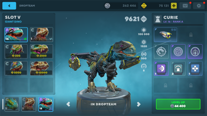 Dino Squad: Online Action screenshot 4