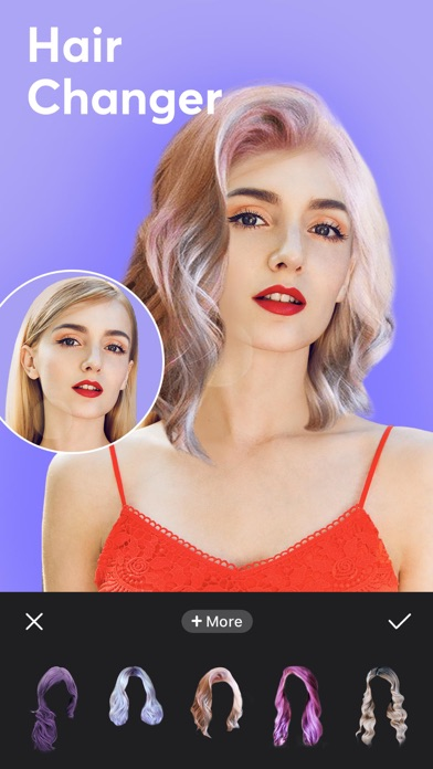 Sweet Selfie: Face&Body Editor Screenshot