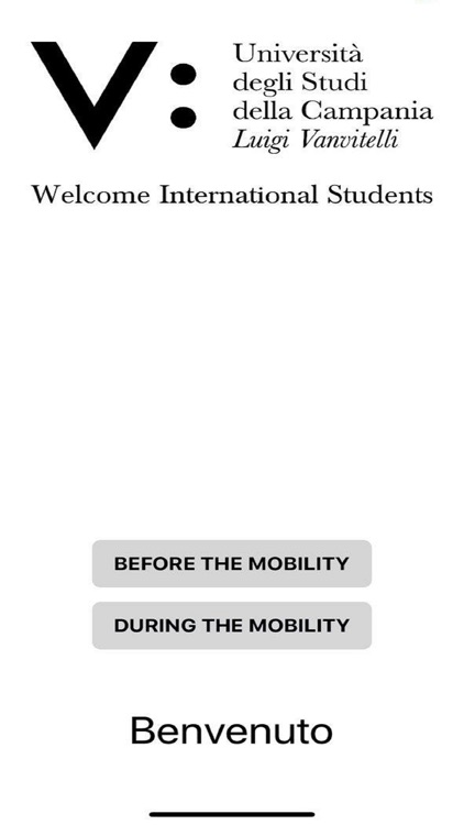 Students Welcome Students