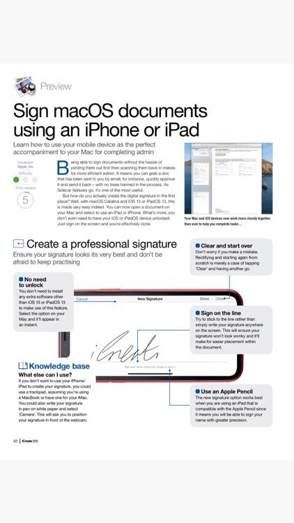 iCreate - Magazine screenshot-8