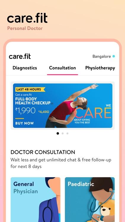 cure.fit screenshot-4