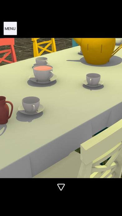 脱出ゲーム Tea Party 不思議な国の不思議なお茶会のおすすめ画像2