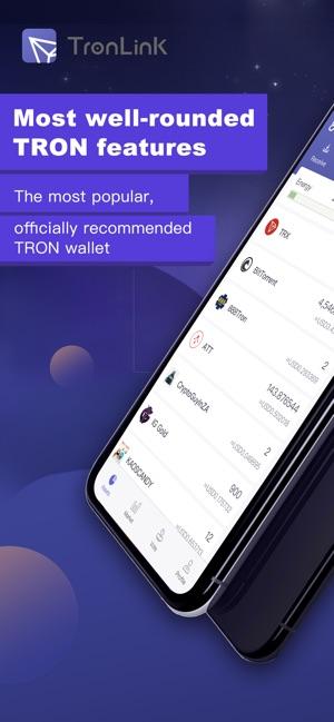 Tronlink: TRX & BTT Wallet on the App Store