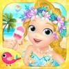 Princess Libby's Beach Day