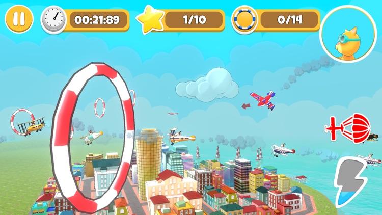 Pets & Planes - Air Race