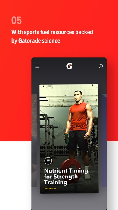 Volt: #1 AI Workout App Screenshot