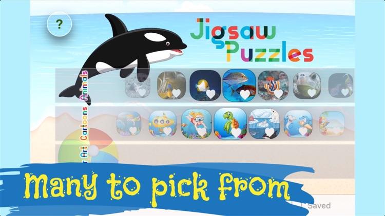 RL Puzzles Kids screenshot-4
