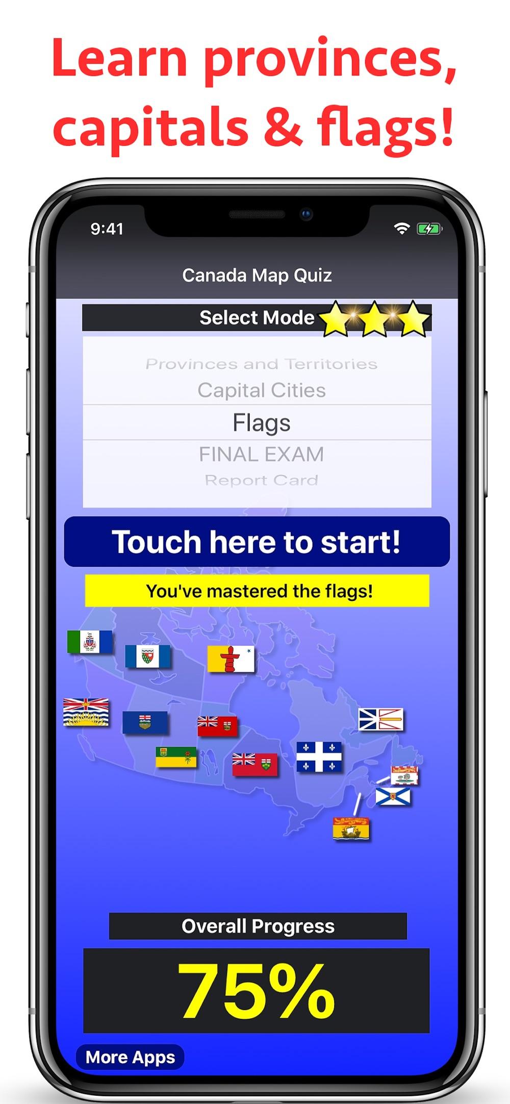 Canada Map Quiz hack tool