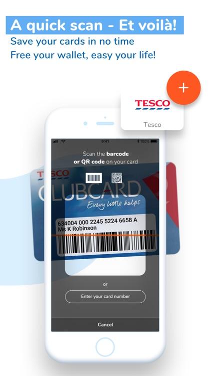 FidMe - Loyalty Cards & Deals screenshot-3