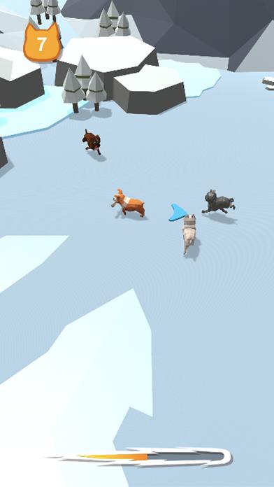 Crazy Dog 3D screenshot 2