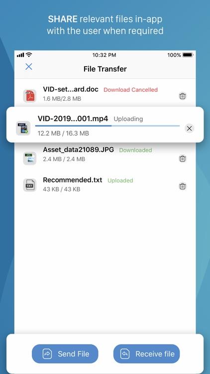 Zoho Assist screenshot-5