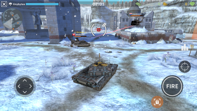 Massive Warfare: war machines screenshot 8