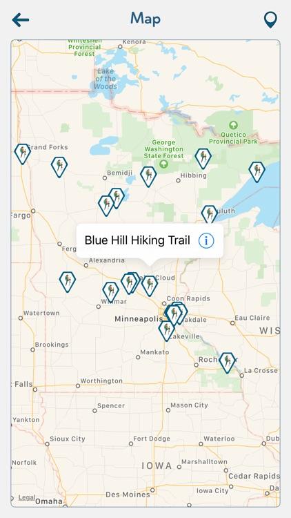 Minnesota Recreation Trails screenshot-3
