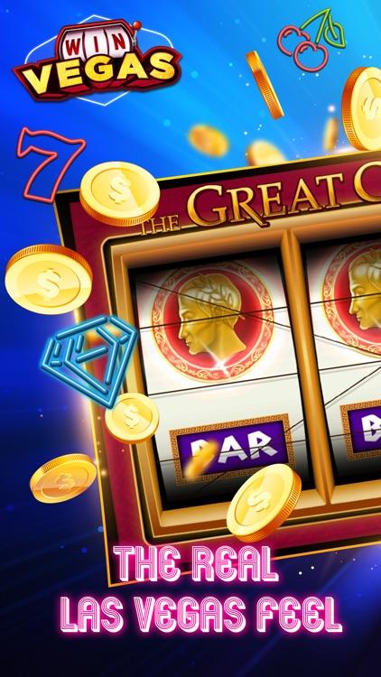 Win Vegas Classic Slots Casino screenshot-0