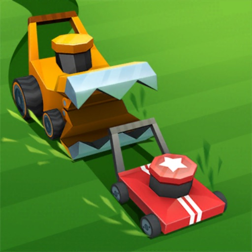 Lawnmower.io - grass cutting