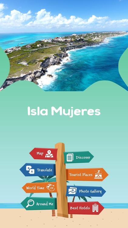 Isla Mujeres Island