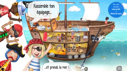 Screenshot #1 pour Mini Pirates