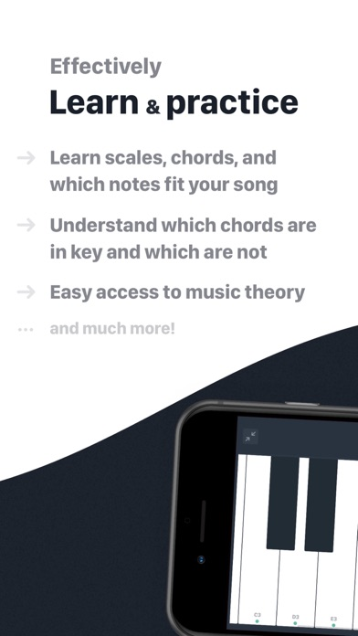 TONALY: Write & practice music Screenshot