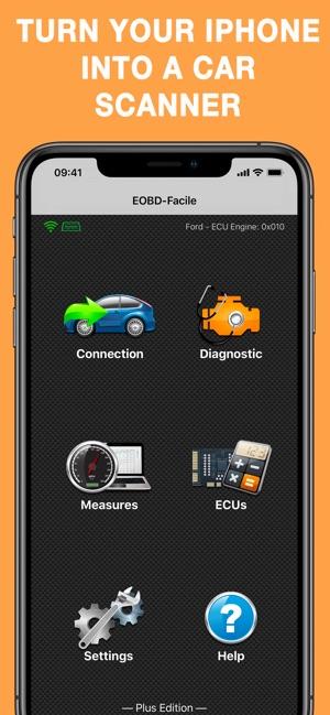 EOBD Facile - Car Diagnostic on the App Store