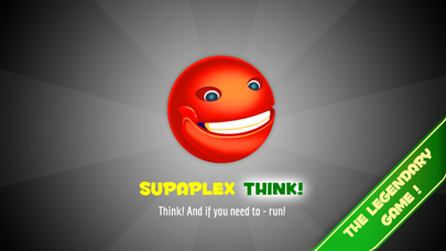 Supaplex THINK! Screenshots