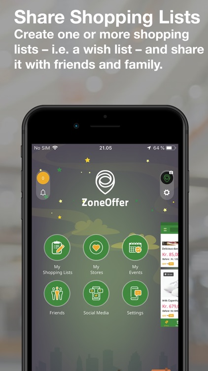 ZoneOffer