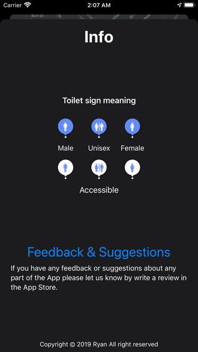 Nearby Toilet screenshot #6