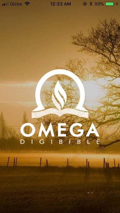 Omega Digi Bible screenshot one