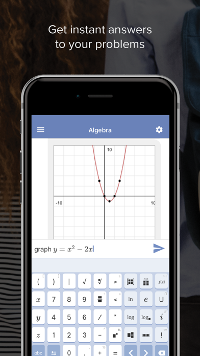 Mathway by Mathway, LLC (iOS, United States) - SearchMan App ... on