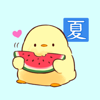 Soft and cute chick(summer)