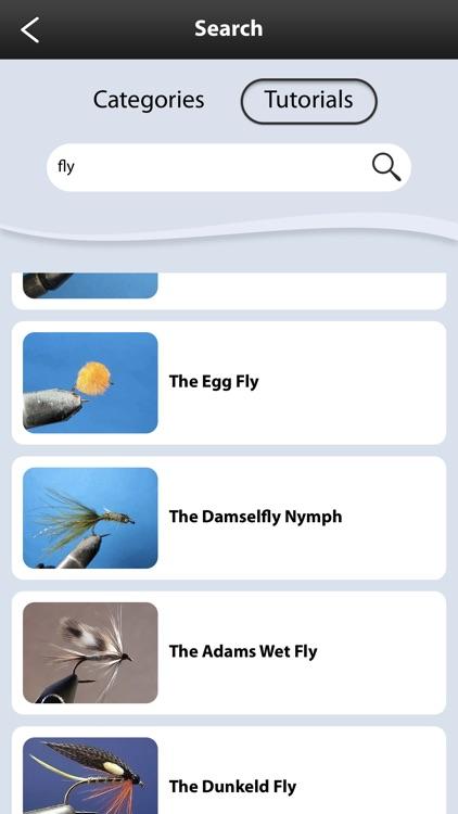Fly Fishing Guide: Tying Flies screenshot-4