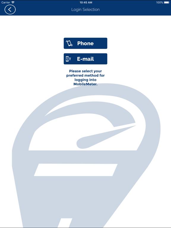 MobileMeter screenshot