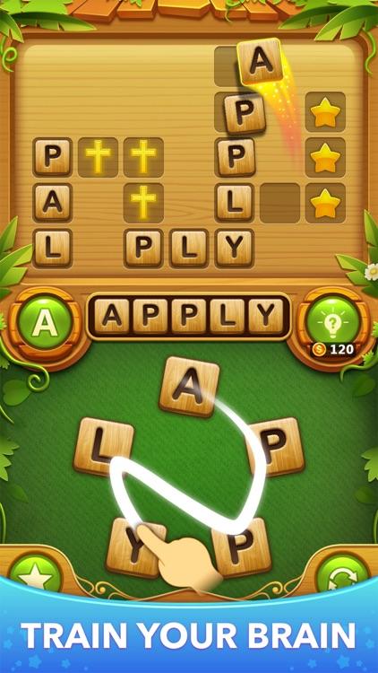 Word Cross Bible - Puzzle Game screenshot-3