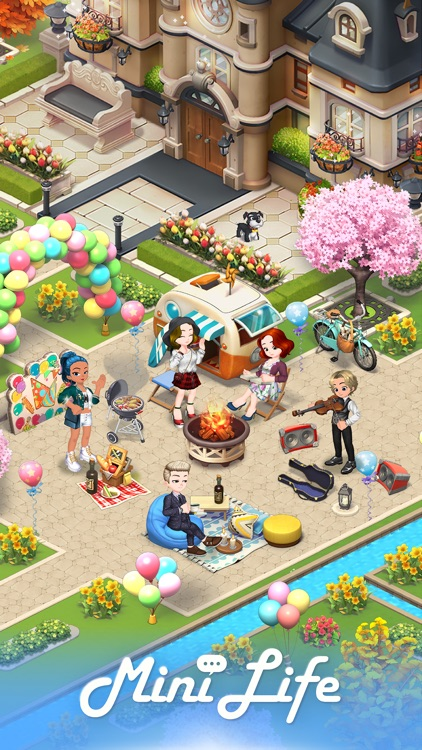 Mini Life: Social Avatar World