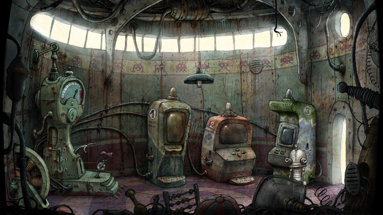 Machinarium screenshot-5