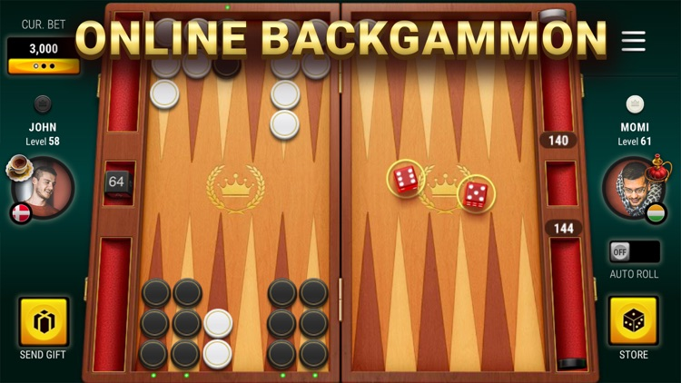 Backgammon Live™ screenshot-0