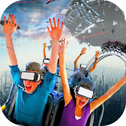 VR Roller Coster Rush Cardboar