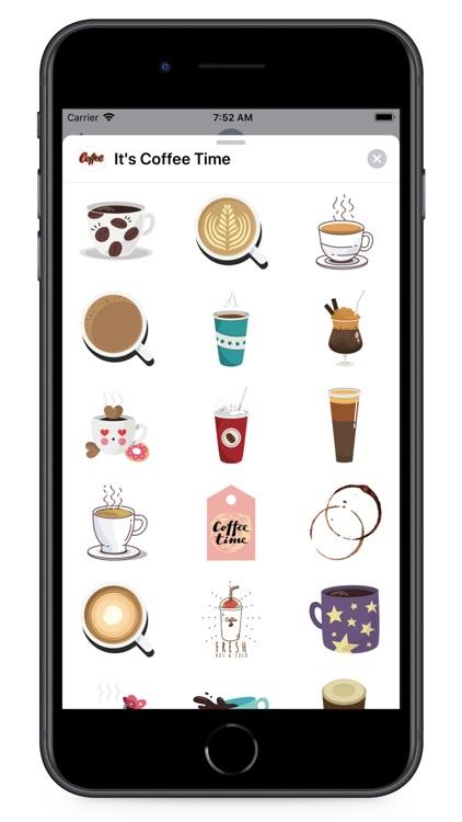It's Coffee Time screenshot-3
