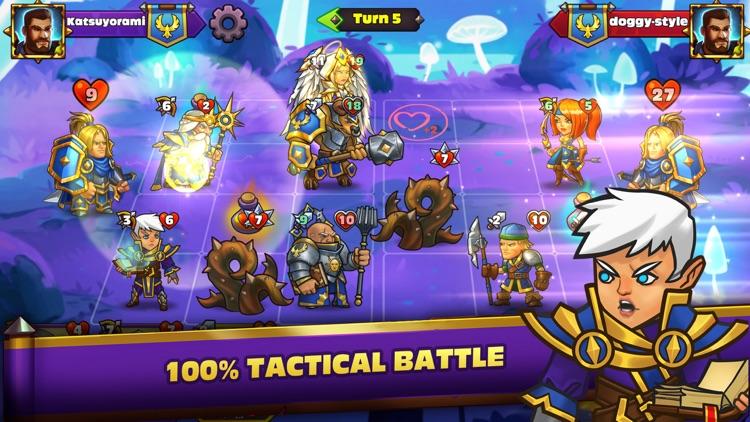 Heroes of Magic - Card Battle screenshot-4