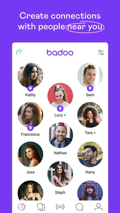 Badoo Premium Screenshots