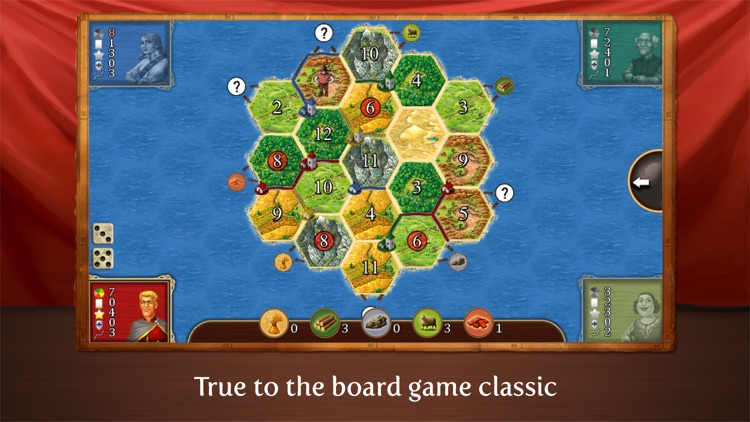 Catan Classic screenshot-0