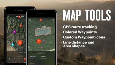 onX Hunt: #1 GPS Hunting Mapのおすすめ画像3