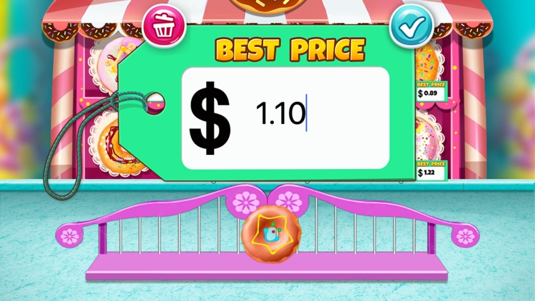 Donut Maker-Canival Food Shop screenshot-7