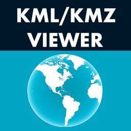 KML & KMZ Files Viewer PRO