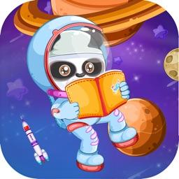 太空英语学习课堂 银河宇航局
